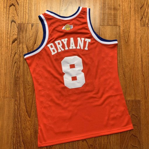 Kobe Bryant 2003 All Star West Jersey real 1