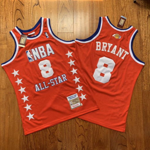 Kobe Bryant 2003 All Star West Jersey real